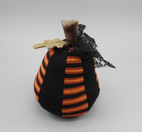 "[52827] 9.5""Halloween pumpkin decoration"