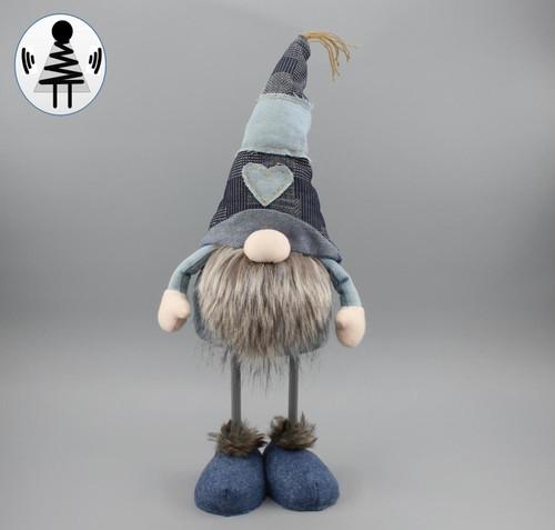 """[52852] 18""""Christmas standing gnome"""