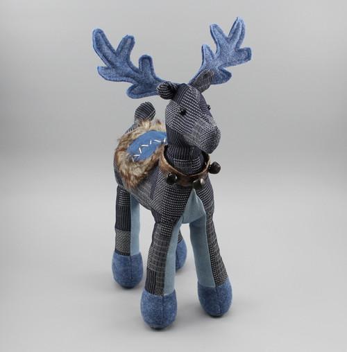 """[52854] 17""""Standing reindeer"""