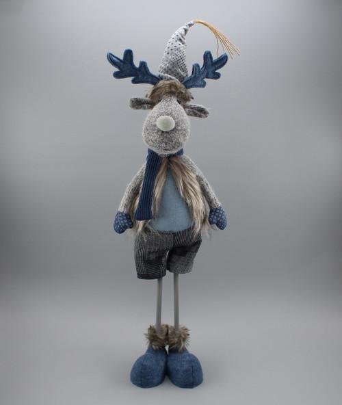 "[52860] 26""Standing moose boy"