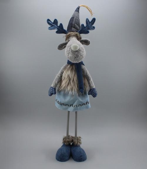 "[52861] 26""Standing moose girl"