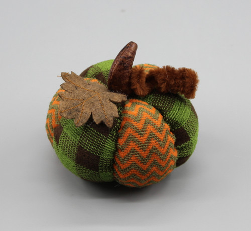 "[52875] 4""Pumpkin decoration"
