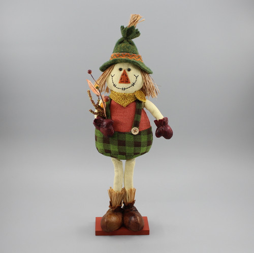 "[52876] 18""Standing scarecrow boy"