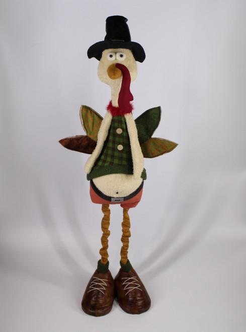 [52898] Standing Turkey