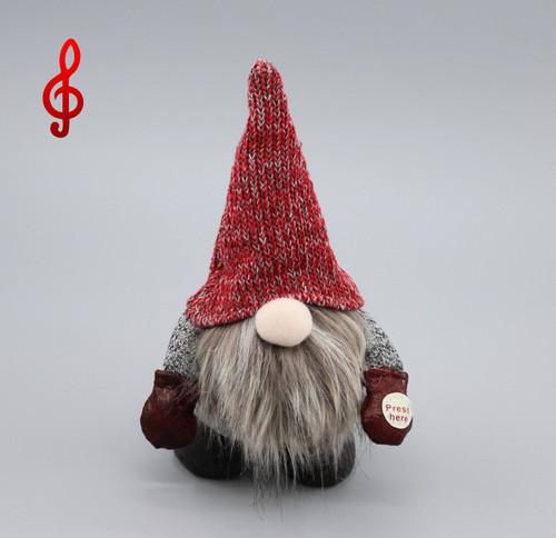 """[52901] 8""""walking gnome (musical)"""