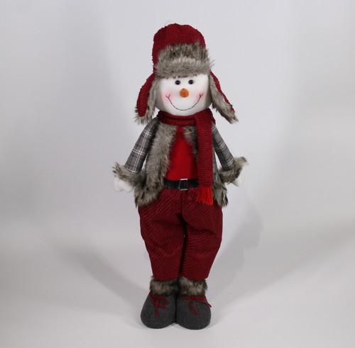 """[52936] 28""""Standing snowman"""