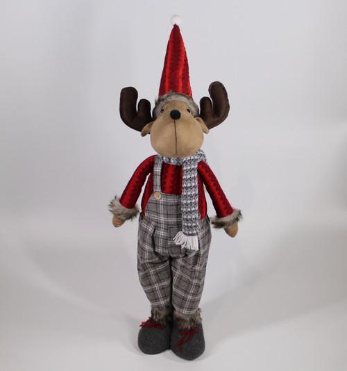 "[52937] 28""Standing moose boy"