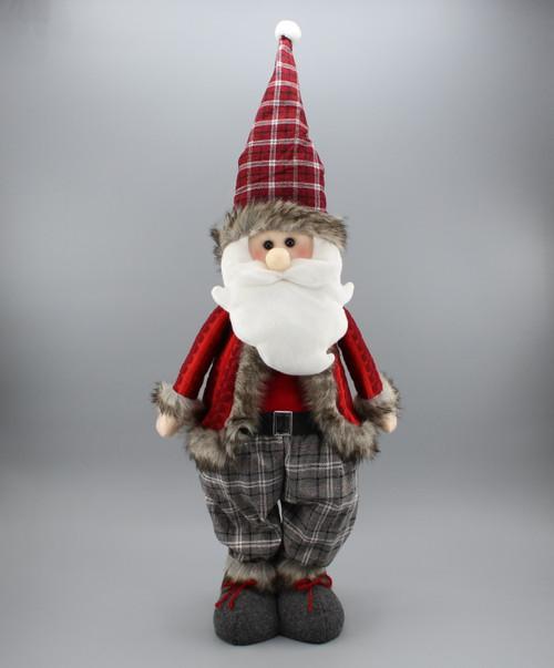 """[52943] 21.25""""Standing Santa"""