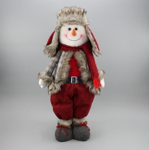 """[52944] 21.25""""Standing snowman"""