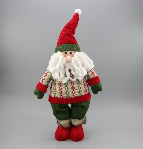 """[52956] 17""""Standing Santa"""