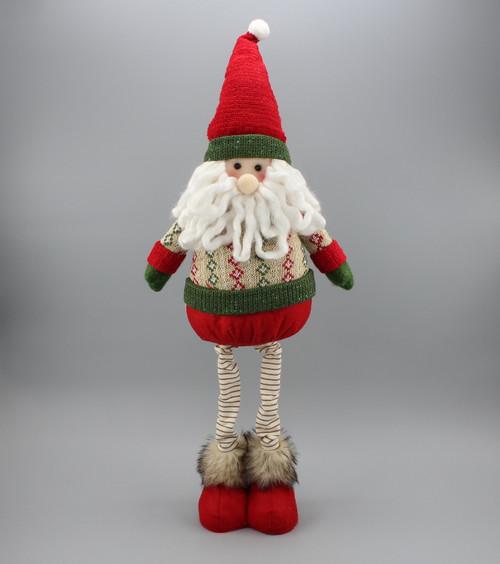 """[52959] 20.5""""Standing Santa"""