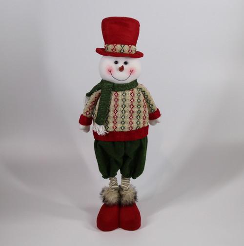 """[52966] 26""""Standing snowman"""