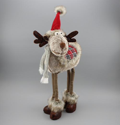 "[52968] 19""Standing moose"