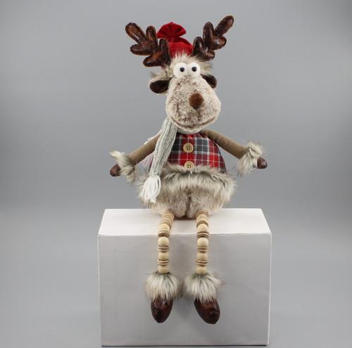 """[52974] 18""""Sitting moose"""