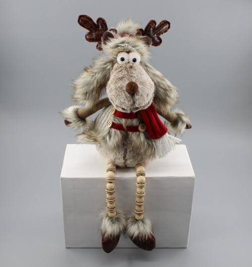 """[52975] 18""""Sitting moose"""