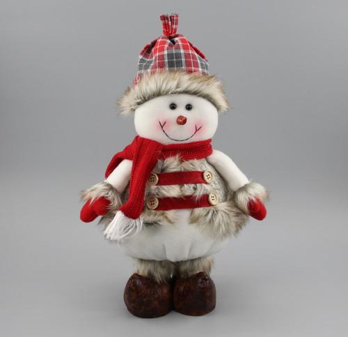 """[52983] 13.4""""Standing snowman"""