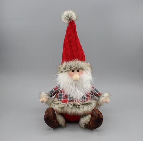 """[52986] 10.25""""Sitting Santa"""