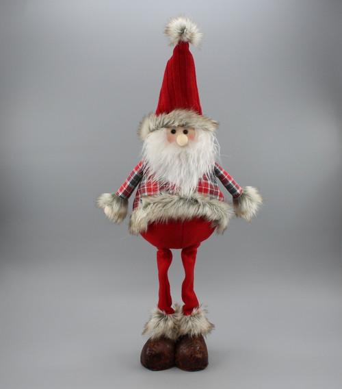 """[52990] 19.7""""Standing Santa"""