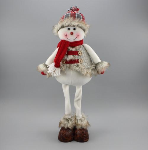 """[52991] 19.7""""Standing snowman"""