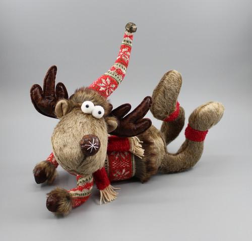 """[53010] 20""""Christmas moose"""
