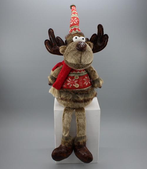 """[53011] 22""""Sitting moose boy"""