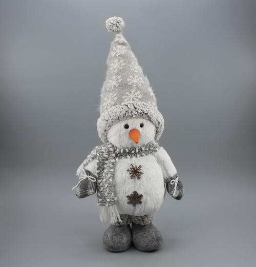 """[53014] 16""""Standing snowman"""