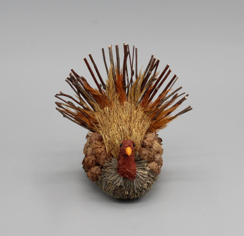 "[53041] 6.5""Thanksgiving turkey"