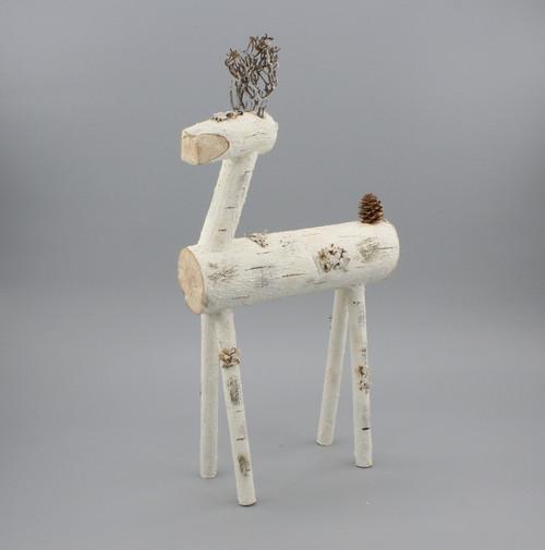 """[53049] 17.3""""Standing reindeer"""