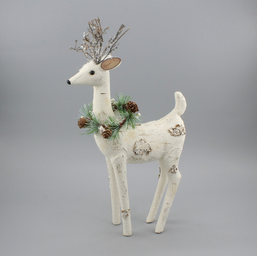"""[53052] 16.5""""Standing reindeer"""