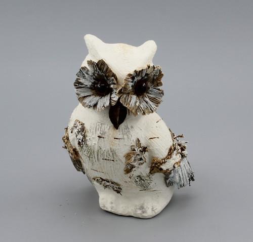 """[53054] 7.3""""Christmas owl"""