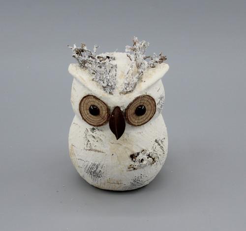 """[53055] 5.7""""Christmas owl"""