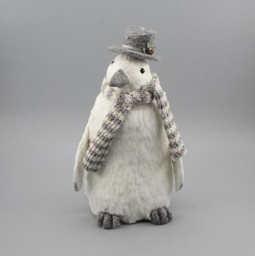 """[53056] 14.2""""Christmas penguin"""