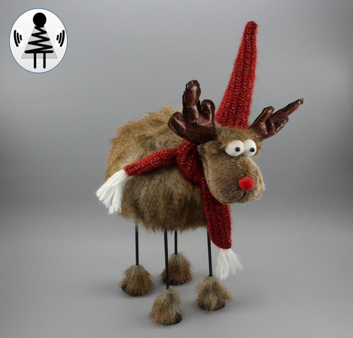 """[53096] 23.5""""Christmas reindeer"""