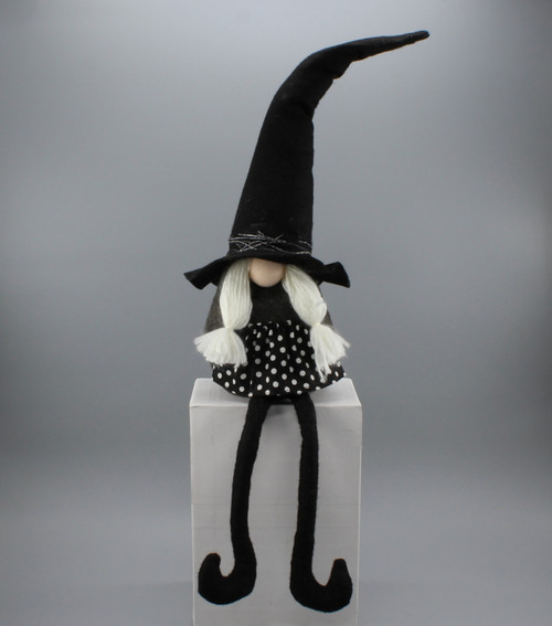 "[53106] 29""Halloween sitting gnome"