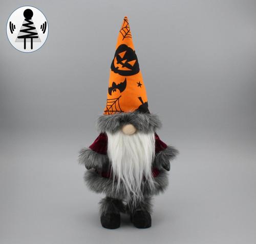 "[53111] 19""Halloween gnome"