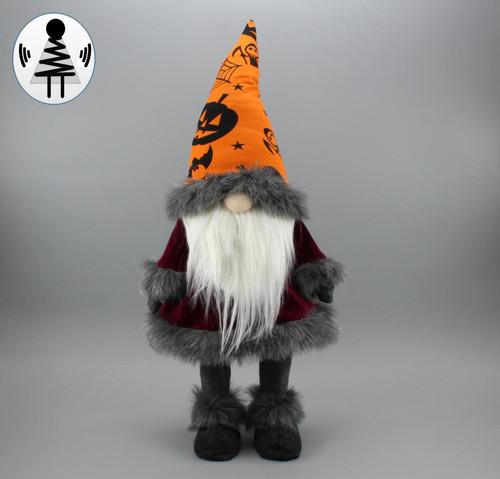 "[53113] 25.5""Halloween gnome"