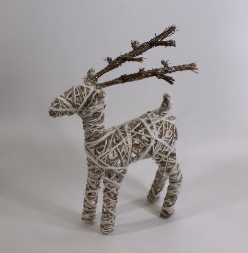 """[53121] 17.25""""Standing Reindeer"""