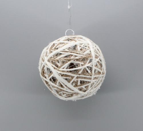 """[53131] 5.9""""Christmas ball ornament"""
