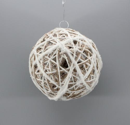 """[53132] 7.8""""Christmas ball ornament"""