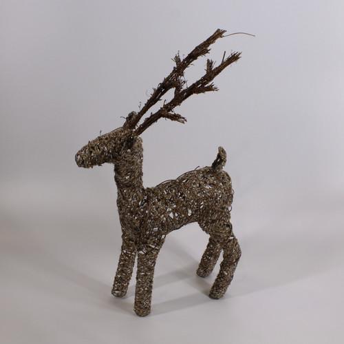 """[53134] 17.3""""Standing reindeer"""