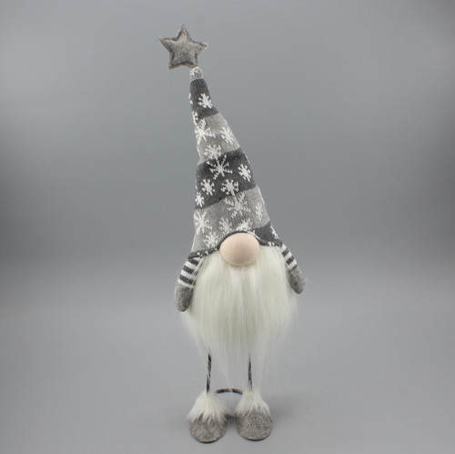 "[53178] 14"" Swing Christmas gnome"