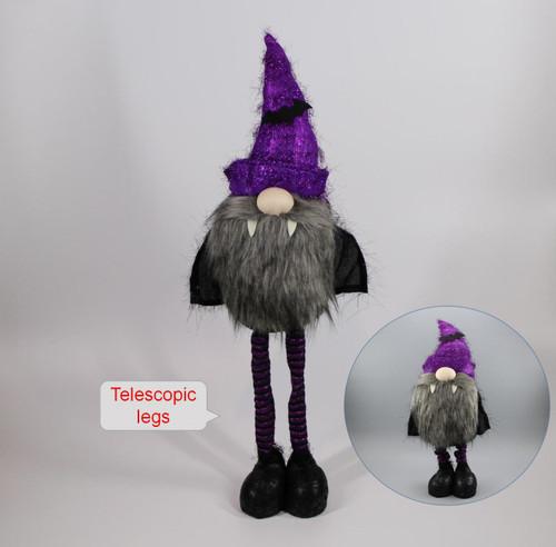 "[53021] 24""Halloween standng vampire gnome"