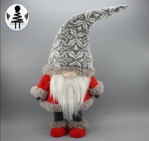 """[52662] 30""""standing Christmas gnome"""