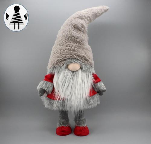 """[52666] 30""""standing Christmas gnome"""