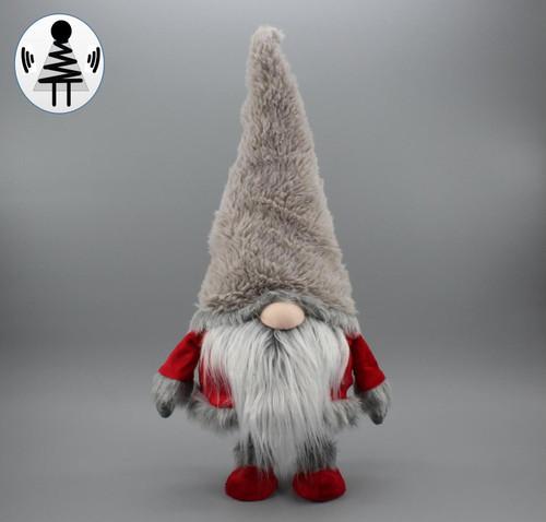 """[52667] 20.8""""standing Christmas gnome"""