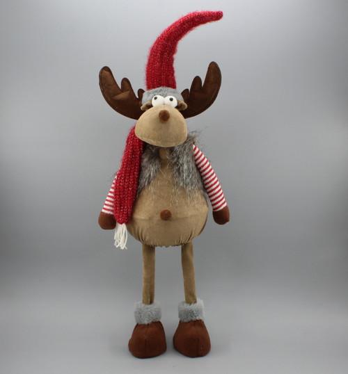 """[52671] 26.5""""standing reindeer"""