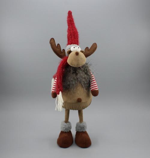 """[52672] 22.4""""standing reindeer"""