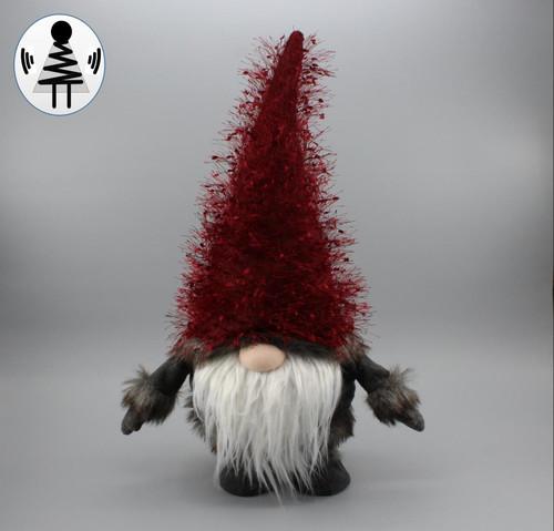 """[52687] 24""""standing Christmas gnome"""