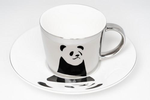 [52370] Porcelain mirror cup (230cc)