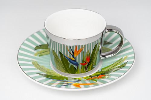 [52372] Porcelain mirror cup (230cc)